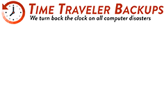 Time Traveler Backups logo