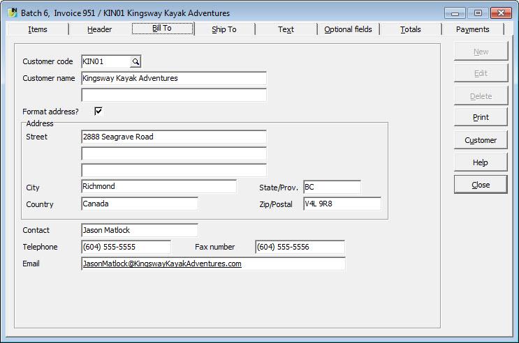 Invoicing Software  Billing Software  Adagio